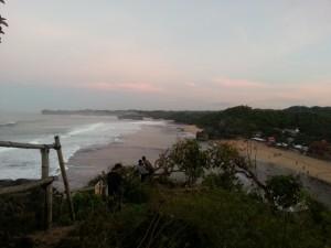 Tebing Timur Pantai Indrayanti
