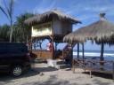 Cemara Indah di Pantai Sumendang