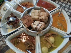 hidangan Lebaran