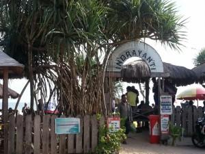 Gerbang Resto dan Pantai Indrayanti