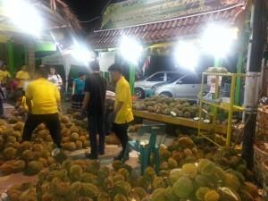 Durian Ucok, Is a Must Kalau ke Medan