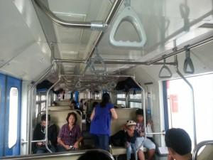 """dalam gerbong """"raillink"""""""