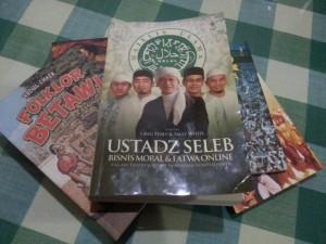 Buku soal Ustadz Seleb dan Islam Kontemporer di Indonesia