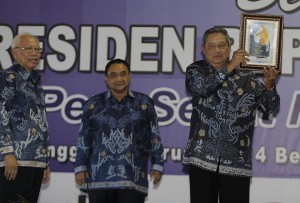 PresidenSBY -sahabat pers