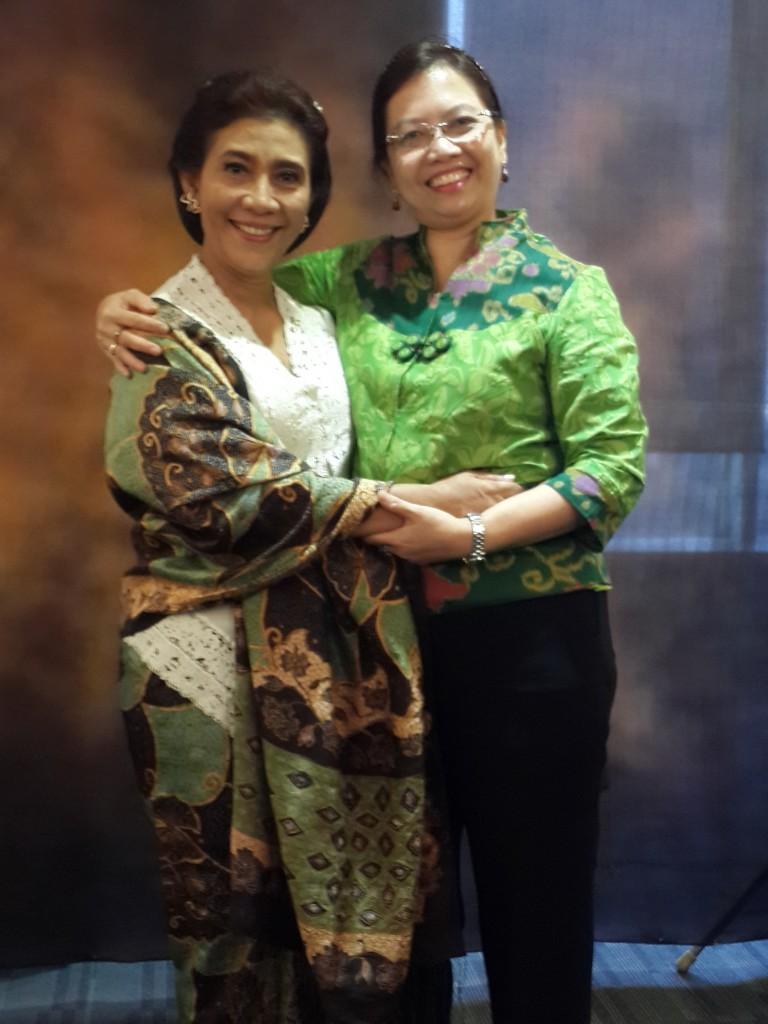 saya dan Menteri Susi, nostalgia saat tsunami Aceh 2004