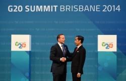 DI BRISBANE, JOKOWI DUKUNG TUJUAN G20