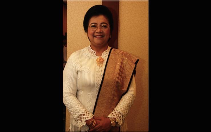 Menteri Lingkungan Hidup dan Kehutanan Siti Nurbaya Bakar tak merasa terbebani dengan penggabungan kedua kementerian. Foto oleh sitinurbaya.com